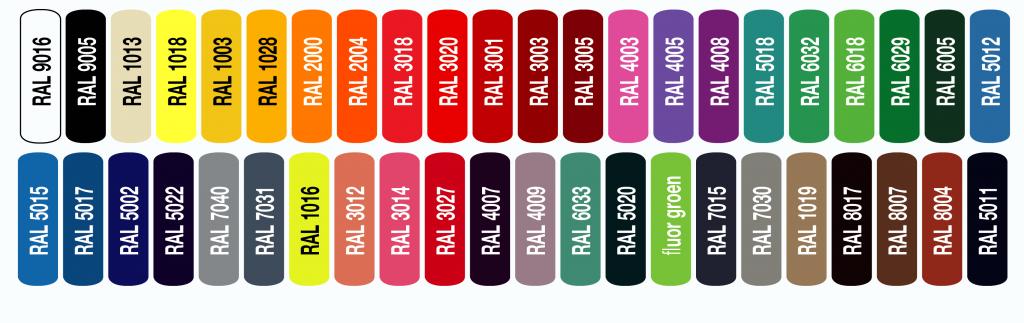 8mm-kleuren